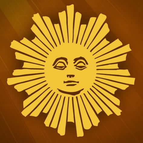 CBS News Sunday Morning - When I was little I thought the suns changed expressions after each of the stories.