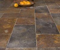Riven Slate Rustic Floor