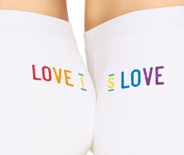 'love is love' .::
