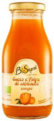 Succhi e Bevande : Succo e polpa di Albicocca BIO