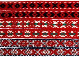 Pirtanauhat. regional characteristics in Finland The Baltic Sea Region ribbon mixing of cultures