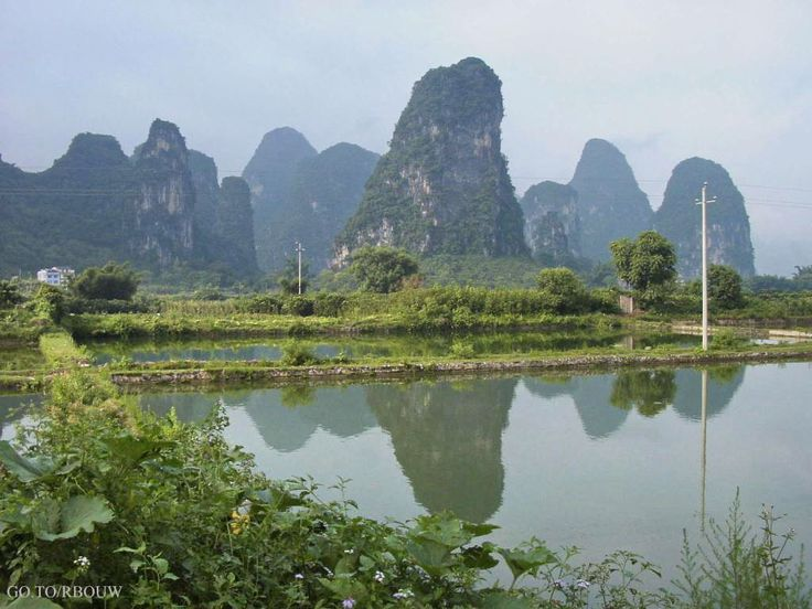 china mountains - Google Search