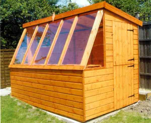 Best 25 greenhouse shed ideas on pinterest outdoor for Potting shed plans diy blueprints