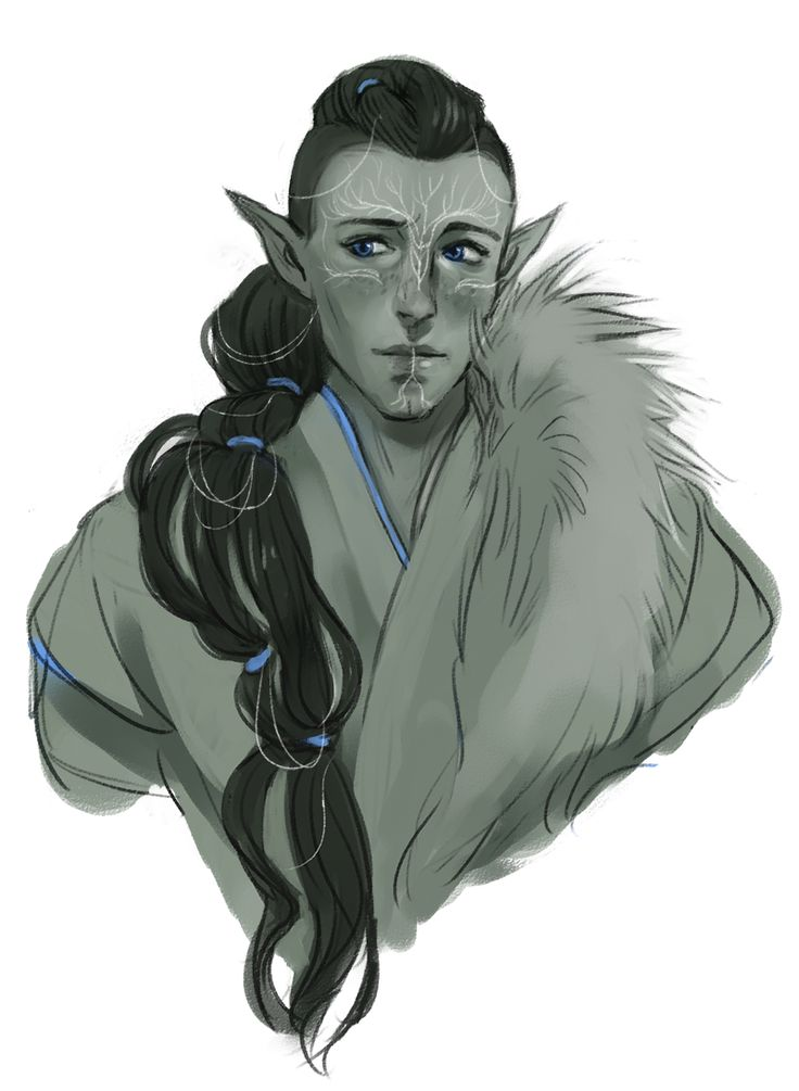 Dragon Age Inquisition Character Design Ideas : Best images about solas the wolf hunt on pinterest