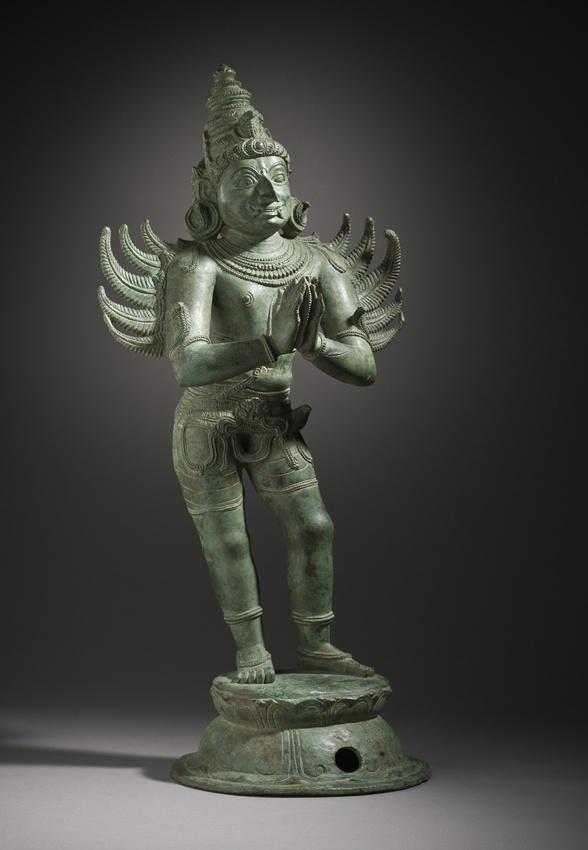 Garuda, Tamil Nadu, 12th-13th c. Bronze