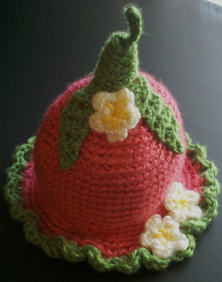 Crochet Pattern For Flower Fairy Primrose Hat : 17 Best images about Knit, crochet, knit, crochet... on ...