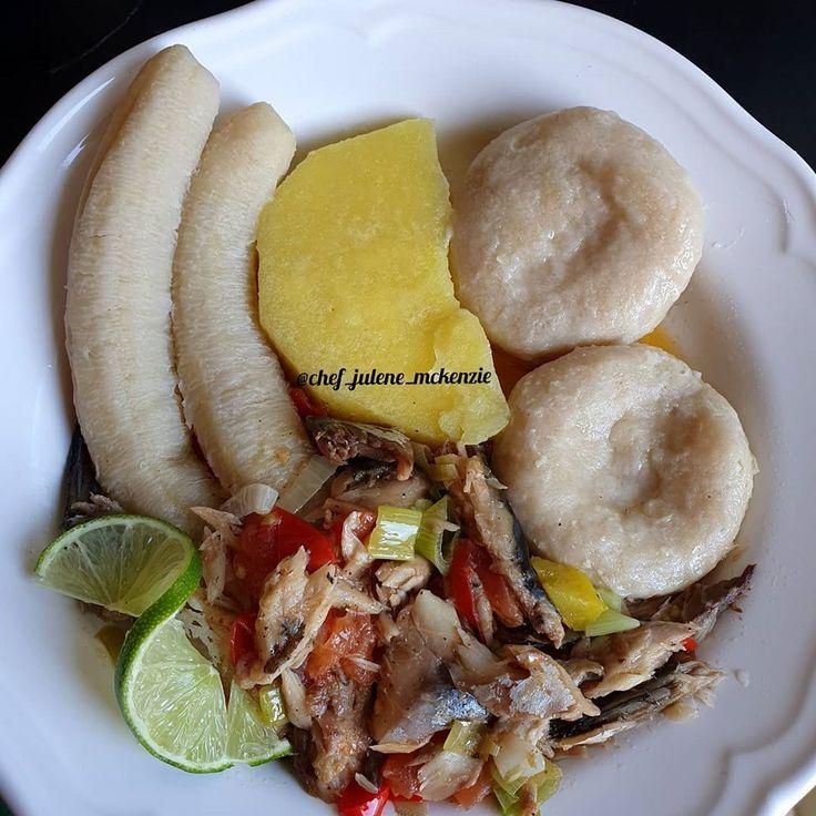 "pendy's caribbean catering🇬🇧 on instagram ""salt mackerel"