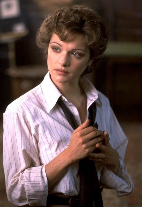 Rachel Weisz's Dr. Evelyn Carnahan in 'The Mummy'.