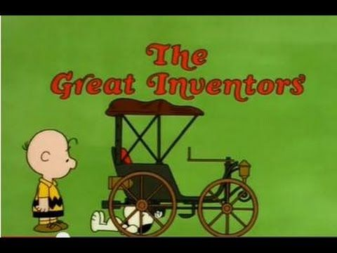 """This Is America, Charlie Brown Mini-Series: """"The Great Inventors"""""""
