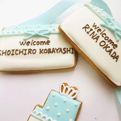 プチギフトにおすすめ!かわいいアイシングクッキー屋さんまとめ♡にて紹介している画像