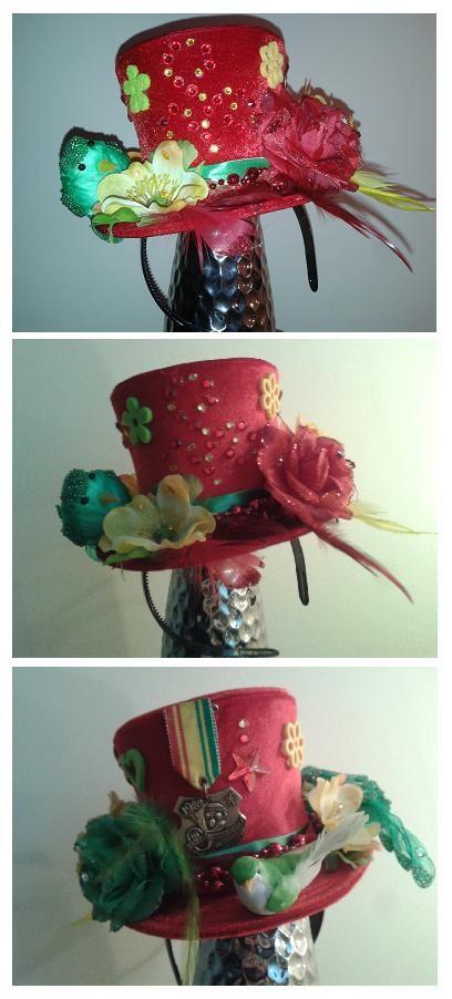 DIY Carnavalshoedje / Carnaval Hat