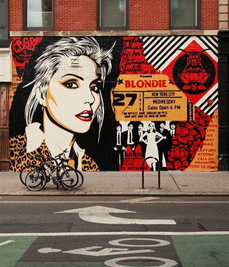 BSA Images Of The Week: 08.27.17 : Brooklyn Street Art