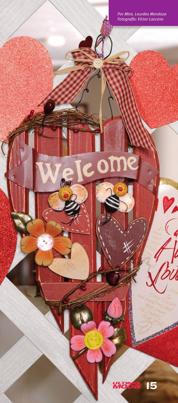 Regala este 14 de febrero detalles para el Amor y la Amistad hechos por tu misma, con materiales económicos, sencillos y prácticos. O bien c...