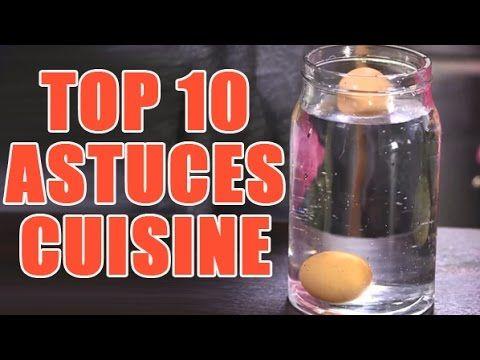 Le top 10 des meilleures astuces de cuisine! - Trucs et Bricolages