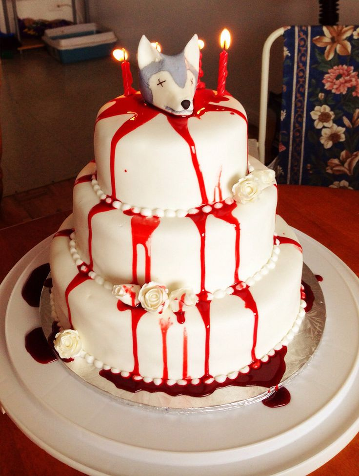 game of thrones red wedding birthday cake indulgence bakery ottawa - Halloween Cake Games