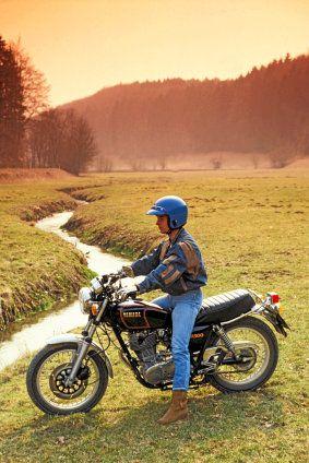 Yamaha SR 500 - Kaufberatung für gebrauchte Motorräder - MOTORRAD online