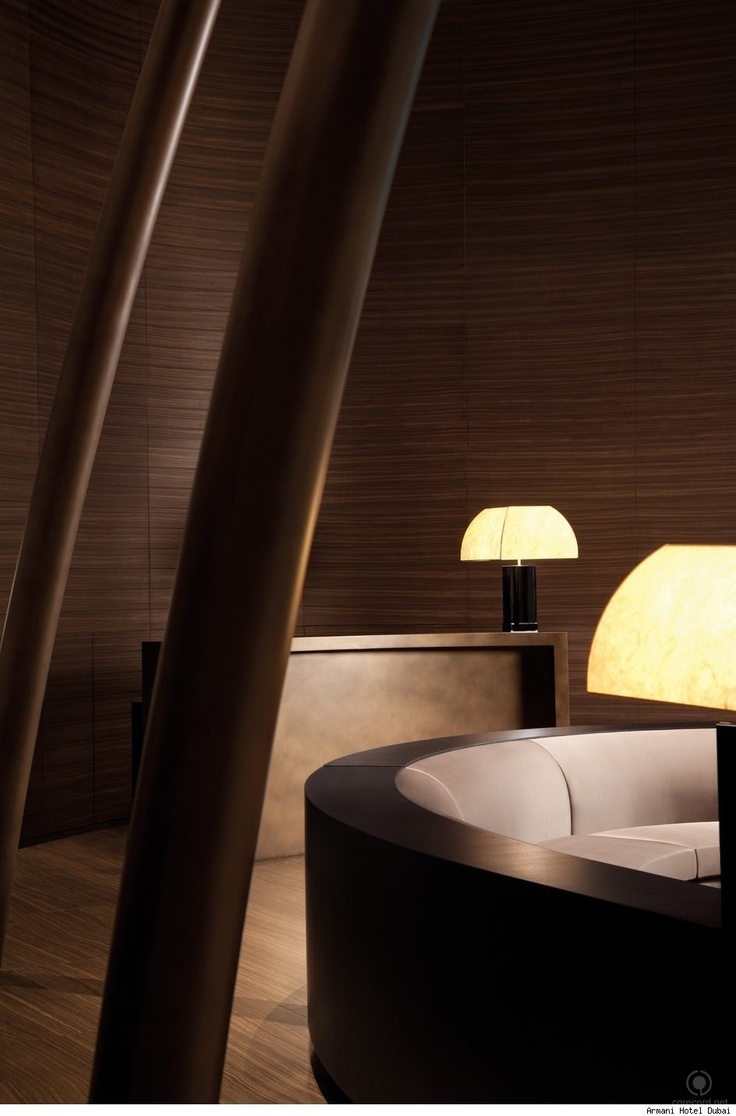 Cond 233 nast traveler 2013 hot list of top new hotels worldwide - Armani Hotel Dubai