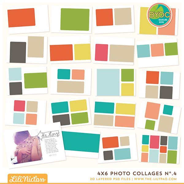4x6 collage templates joy studio design gallery best for 4 picture collage template