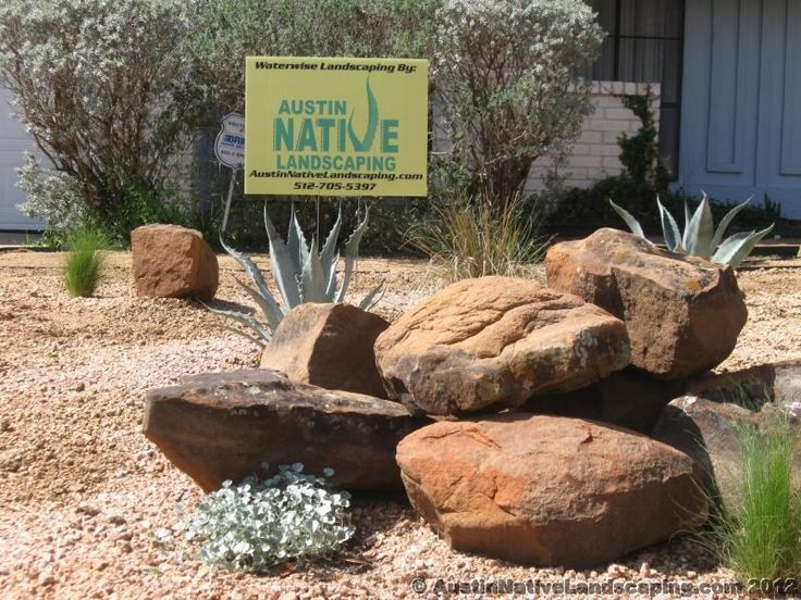 Xeriscape landscaping ideas xeriscape landscape garden for Landscaping rocks midland tx