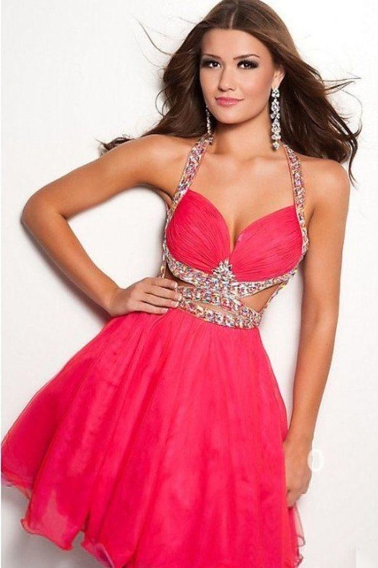 29 best Evening dresses :D images on Pinterest | Prom gowns, Short ...