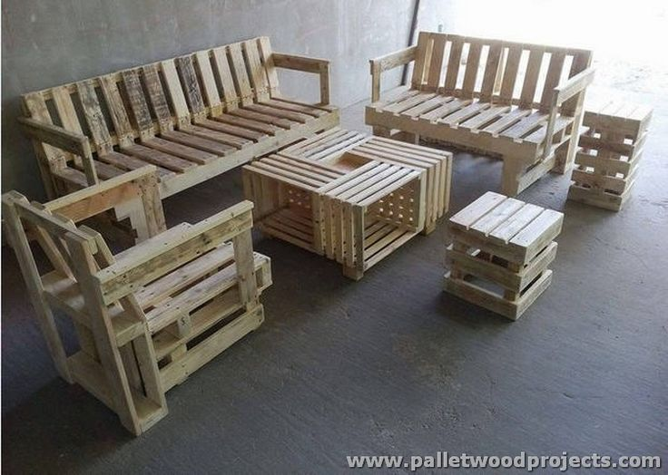 Beautiful 12 Inspiring Pallet Furniture Ideas