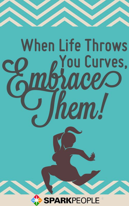 LOVE THIS. Click for 8 more Body-Positive Quotes to Boost Your Self-Esteem   via @SparkPeople #bodyimage #beauty #health