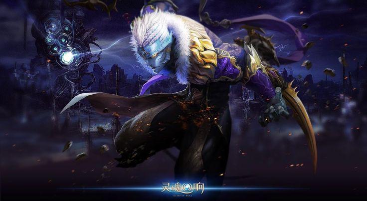 Echo of Soul : Warlock Skills Preview — Read Gaming News & Reviews