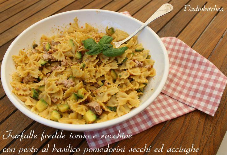 http://blog.giallozafferano.it/dadinkitchen/2014/06/09/farfalle-fredde-tonno-zucchine/
