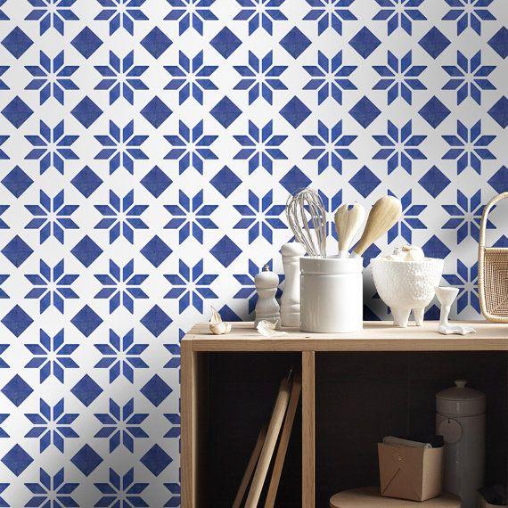 M s de 25 ideas incre bles sobre azulejos de la pared en for Parquet vinilo adhesivo