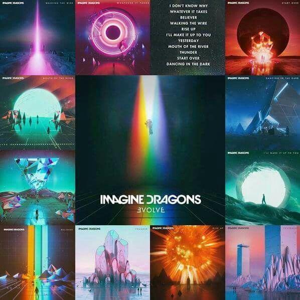7f9d9dc426f01aaed7f0a19123910581 Jpg 598 598 Imagine Dragons Imagine Dragons Evolve Imagine Dragons Lyrics