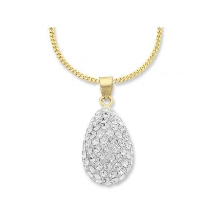9ct Yellow Gold Necklace. Sku: BB113019