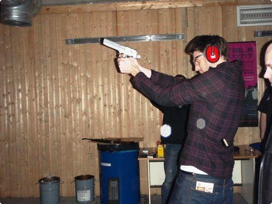 Gun shooting #gun #shooting #tallinnstag #stag