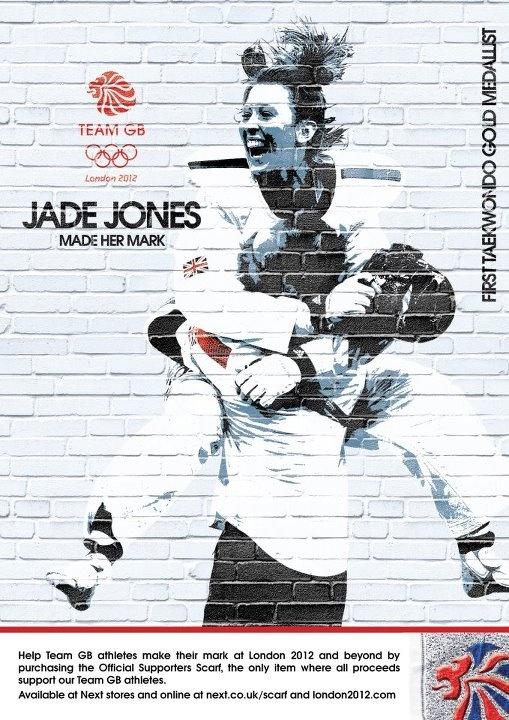 Jade Jones Team GB Made her mark