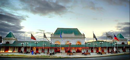 Bibloteca Publica de Osorno Antigua Estacion de Trenes Osorno - Chile