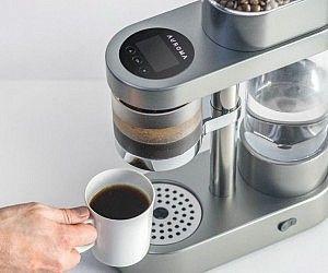 Smart Single Serve Coffee Machine