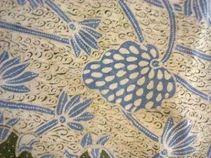 Batik Bayat Warna Alam Motif Motif Pace