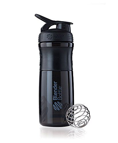 If you are a bodybuilder this is one of the Best Protein Shaker Bottles.  It holds up to 3 scoops of protein or supplement powder.  Ball mixer..
