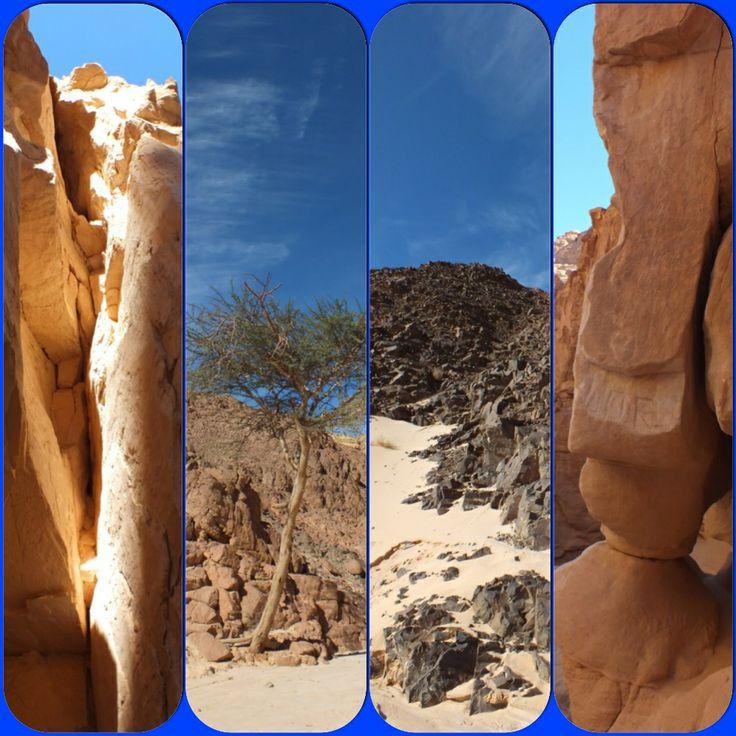The white canion, Egipt Белый каньон, Египет