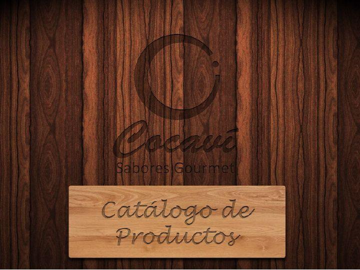 Catálogo de Productos.