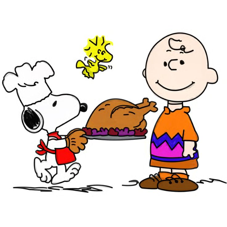 Peanuts Thanksgiving Clipart - Clipart Kid