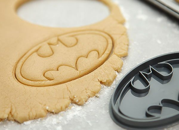 Batman Cookie Cutter - Take My Paycheck - Shut up and take my money!   The coolest gadgets, electronics, geeky stuff, and more!
