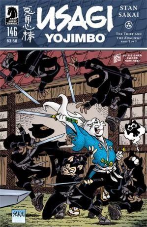 USAGI YOJIMBO #146 - アメコミ通販 アメコミ専門店 ブリスターコミックス : BLISTER comics