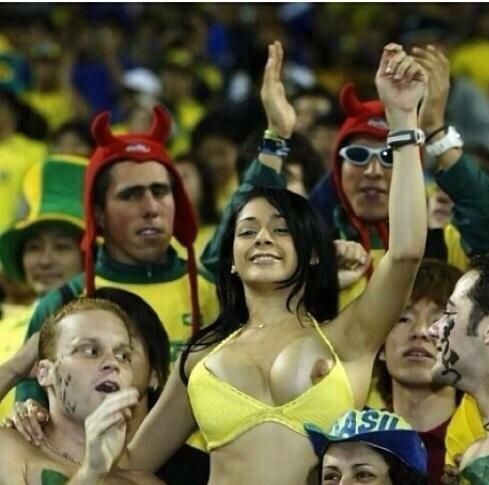 Boobs of the World Cup