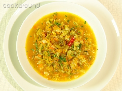 Zuppa di verdure miste: Ricette India | Cookaround