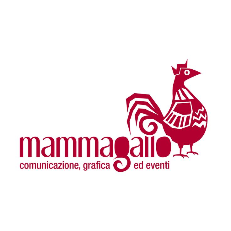 #Mammagallo #Portfolio: #Logo Mammagallo (our logo)