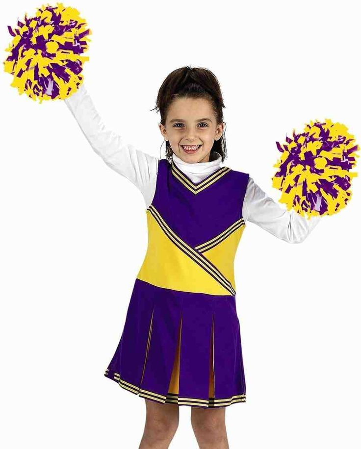 Child Cheerleading Uniforms