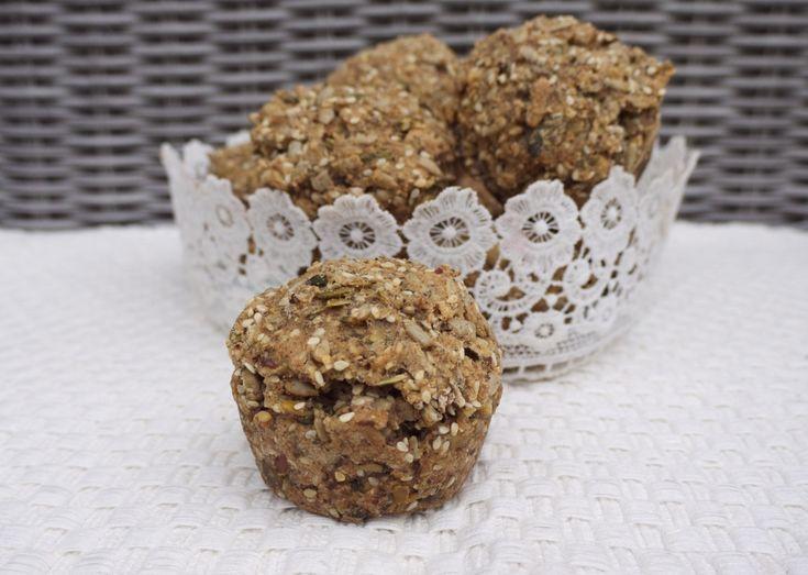 Seedy Super-Scones - Rosanna Davison Nutrition