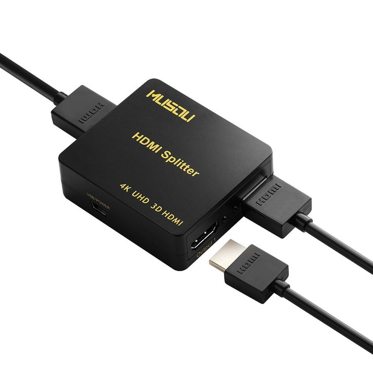 Nice Top 10 Best HDMI Splitters in 2017 Reviews