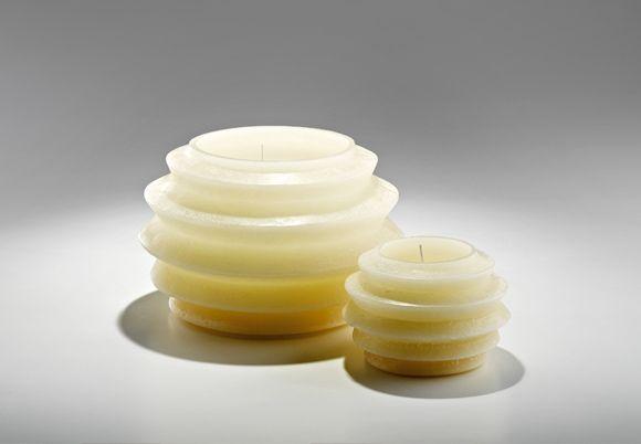candele linea design - candele lampade galleggianti
