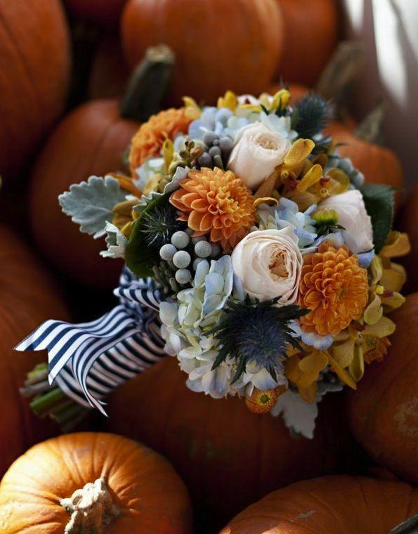c6c5a83938f59b8f82165e5daa9e47a9   Autumn flower bouquet.